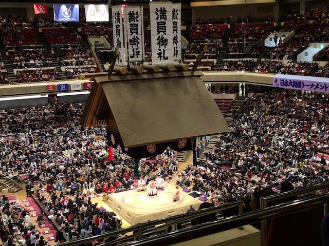 【中止になりました】2021 Japan Grand Sumo Tournament Watching Event/大相撲トーナメント観戦会